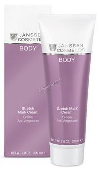 Janssen Anti-stretch cream (Крем против растяжек), 200 мл - купить, цена со скидкой