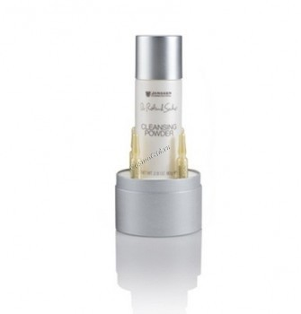 Janssen Luxury cleanser (Очищающая пудра и Очищающая пудра-эксфолиант), 80 мл и 4 амп. - купить, цена со скидкой