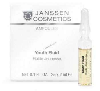 Janssen Youth fluid (Ревитализирующая сыворотка в ампулах) - купить, цена со скидкой