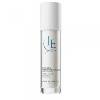 Jean d'Estrees Emulsion hydratante matiflante (Увлажняющая матирующая эмульсия), 50 мл - купить, цена со скидкой