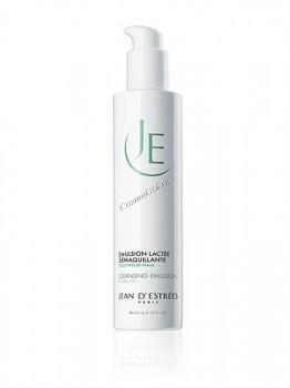 Jean d'Estrees Emulsion lactee demaquillante (Молочко для снятия макияжа) - купить, цена со скидкой