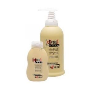 Kaaral X-Pure reconstructor shampoo (Восстанавливающий шампунь), 1000 мл. - купить, цена со скидкой