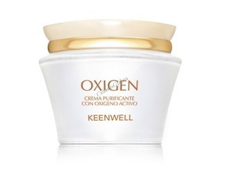 Keenwell Specific oxigen crema purificante con oxigeno activo (Крем с активным кислородом, очищающий от токсинов), 50 мл. - купить, цена со скидкой