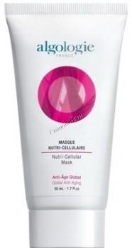 Algologie Anti age nutri-cellular mask (Клеточная питательная маска), 200 мл - купить, цена со скидкой