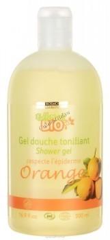 Kosmoteros professionel Gel douche fruite Orange (Гель для душа с апельсином), 500мл. - купить, цена со скидкой