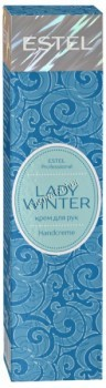 """Estel Professional Крем для рук """"Lady winter"""", 50 мл. - купить, цена со скидкой"""