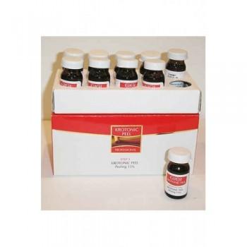 GIGI Kp krotonic peel (peeling 15%) (Пилинг кротоновый 15% в ампулах), 5 мл - купить, цена со скидкой