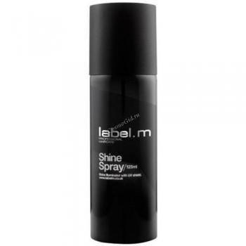 Label.m Shine spray (Блеск спрей кондиционер) - купить, цена со скидкой