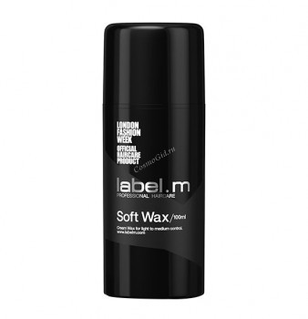 Label.m Soft wax (Мягкий воск), 100 мл - купить, цена со скидкой