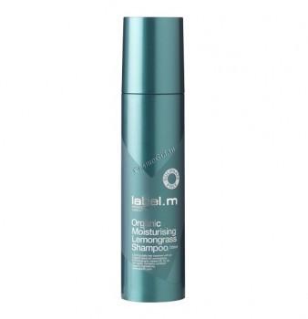 Label.m Organic lemongrass shampoo (шампунь Органик лемонграсс) - купить, цена со скидкой
