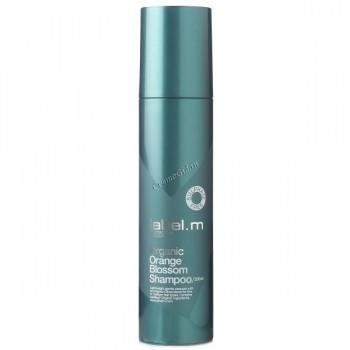 Label.m Orange blossom shampoo (шампунь Органик цветок апельсина) - купить, цена со скидкой