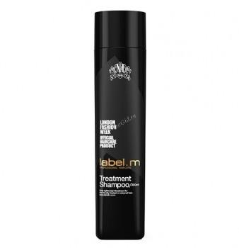 Label.m Treatment shampoo (шампунь Активный уход) - купить, цена со скидкой