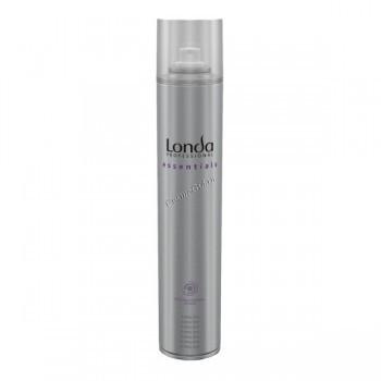 Londa Professional / Лак для волос нормальной фиксации Essentials 500 мл - купить, цена со скидкой