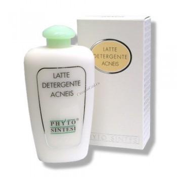 Phyto Sintesi Latte detergente acneis (Молочко для жирной и проблемной кожи), 500 мл. - купить, цена со скидкой