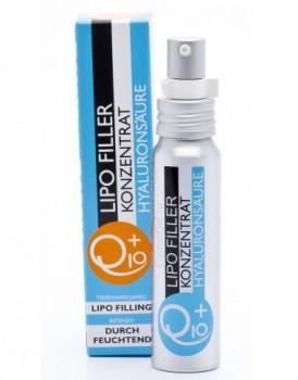 Lipo Filler Concentrate Hyaluronic Acid +Q10 Сыворотка - концентрат интенсивного омолаживающего действия с эффектом восстановления архитектоники лица, 100мл - купить, цена со скидкой