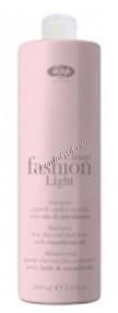 Lisap Fashion Light Shampoo (шампунь для тонких тусклых волос) - купить, цена со скидкой