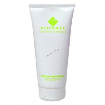Histomer Oily skin facial emulsion (Эмульсия для жирной и комбинированной кожи),  200 мл - купить, цена со скидкой