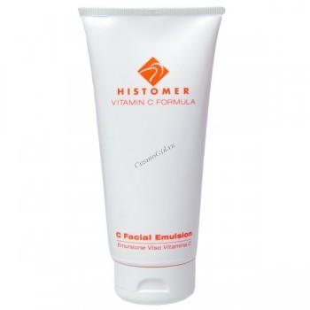 Histomer C facial emulsion (Эмульсия для лица с витамином С), 200 мл - купить, цена со скидкой
