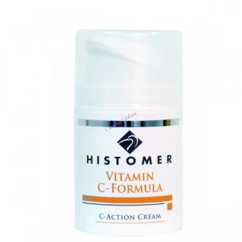 Histomer C action cream (Крем для лица с витамином С), 50 мл - купить, цена со скидкой