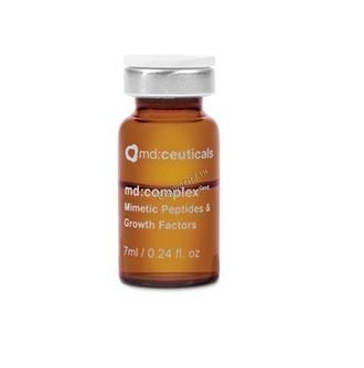 MD Ceuticals MD Complex TM Mimetic Peptides & Growth Factors (Универсальный омолаживающий коктейль с пептидами), 7 мл - купить, цена со скидкой