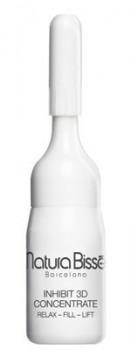 Natura Bisse Inhibit 3D Concentrate Комплекс для коррекции мимических морщин 12*3мл ( на 12 порц.)                                                                                    - купить, цена со скидкой