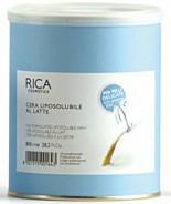 Rica - Воск молочный, банка 800 мл  - купить, цена со скидкой