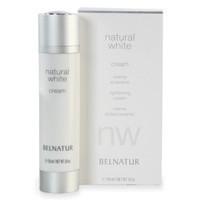 Belnatur Крем освеляющий тон SPF 20 Natural white cream 50 мл. - купить, цена со скидкой