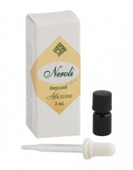 Ирис Эфирное масло «Абсолю Нероли», 2 мл - купить, цена со скидкой