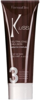 Farmavita Neutralizing emulsion (Нейтрализующая эмульсия), 250 мл - купить, цена со скидкой