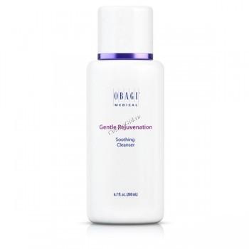Obagi Gentle rejuvenation soothing cleanser (Мягкое очищающее средство для чувствительной кожи), 200 мл. - купить, цена со скидкой