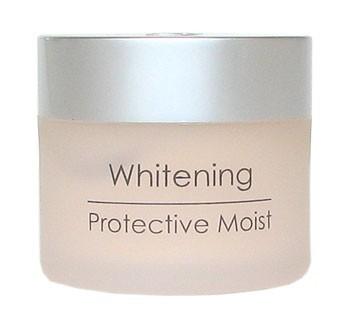 Holy Land Whitening Protective moist (Защитный увлажняющий крем), 50 мл. - купить, цена со скидкой
