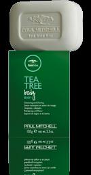 Paul Mitchell Tea tree body bar (Очищающее мыло для тела для мужчин), 150 г. - купить, цена со скидкой