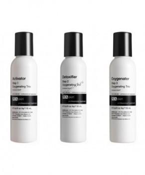 PCA skin Oxygenating trio treatment step 1-3 (Кислородонасыщающая терапия), 3 препарата. - купить, цена со скидкой