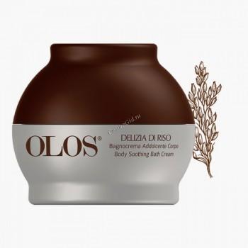 Olos Soothing bath cream (Крем-пена для ванны ), 250мл. - купить, цена со скидкой