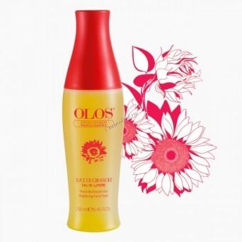 Olos Tonico illuminante viso (Тонизирующий лосьон для лица ), 250 мл. - купить, цена со скидкой