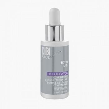 Dibi «Botox-like» peptide concentrate (Концентрат с ботоксоподобными пептидами), 30 мл. - купить, цена со скидкой