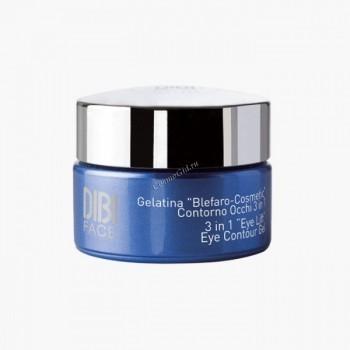 Dibi 3 in 1 Eye lift eye contour gel (Интенсивный «Блефарокосметический» желатин для области вокруг глаз 3 в 1) - купить, цена со скидкой