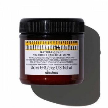 Davines Nourishing Hair Building Pak (Восстанавливающая маска для питания и реструктурирования поврежденных волос), 250 мл, Новый состав - купить, цена со скидкой