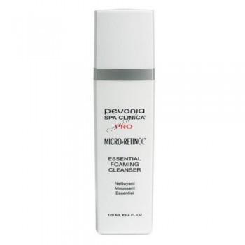 Pevonia Micro-retinol essential foaming cleanser (Очищающий гель с микро-ретинолом), 120 мл - купить, цена со скидкой