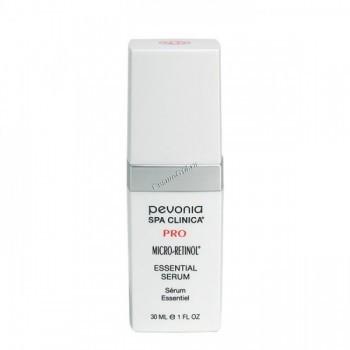 Pevonia Micro-retinol essential serum (Сыворотка с микро-ретинолом), 30 мл - купить, цена со скидкой