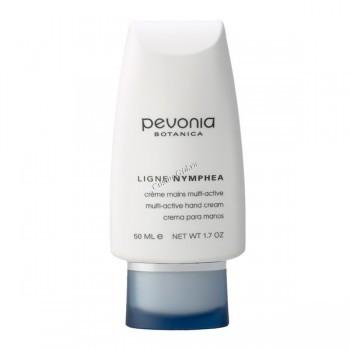 Pevonia Nymphea multi-active hand cream (Крем-мультиактив для рук) - купить, цена со скидкой
