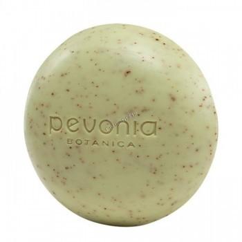 Pevonia Nymphea seaweed exfoliating soap (Мыло отшелушивающее с морскими водорослями), 150 гр - купить, цена со скидкой