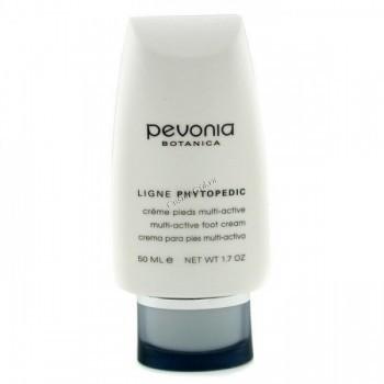 Pevonia Phytopedic - spa multi-active foot cream (Крем-мультиактив для ног) - купить, цена со скидкой
