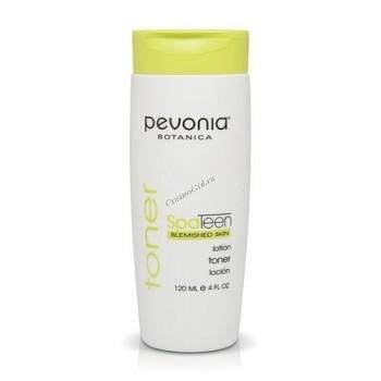 Pevonia Spateen blemished skin toner (Тоник для проблемной кожи подростков), 120 мл - купить, цена со скидкой