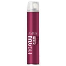 REVLON professional   Лак для волос  PRO YOU EXTREME сильной фиксации 500 мл - купить, цена со скидкой