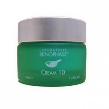 Renophase Крем омолаживающий 10- Creme 10 Renouvellement cellulaire (50мл) - купить, цена со скидкой