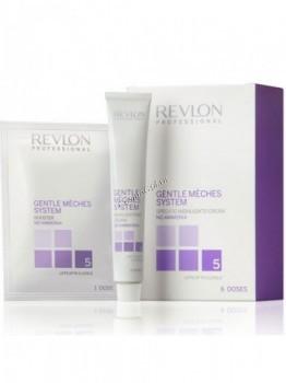 Revlon Gentle Meches System (Отбеливающая система, набор, 6*50г+3*60мл) - купить, цена со скидкой