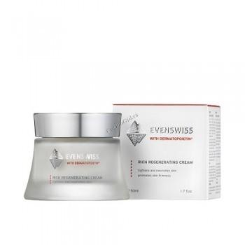Evenswiss Rich regenerating cream (Насыщенный восстанавливающий крем), 50 мл - купить, цена со скидкой
