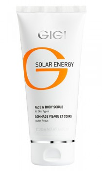 GIGI Se face & body scrub (Скраб для лица и тела), 200 мл - купить, цена со скидкой