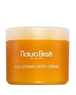 Natura Bisse C+C Vitamin Body Cream / Крем с витаминами С+С для тела 250мл                                                         - купить, цена со скидкой